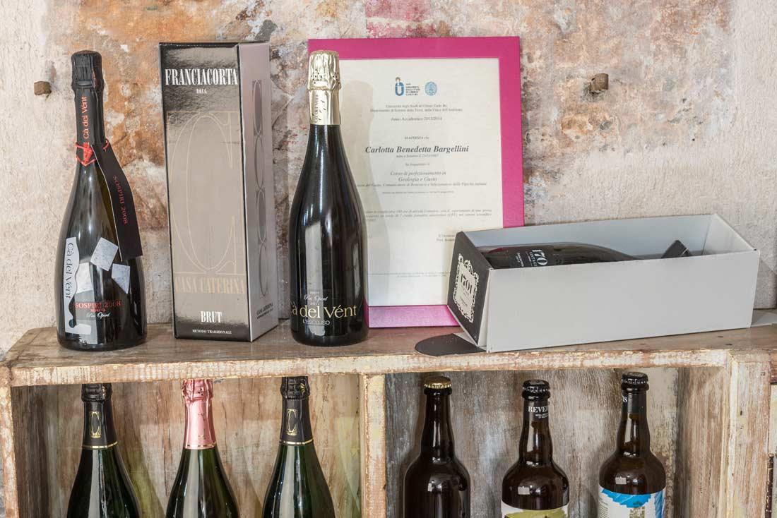 Degustazione vini e Birre artigianali sul lago di Como